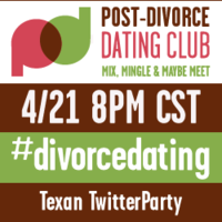 Post-Divorce Dating Club TwitterParty