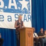 James Durbin Speaking