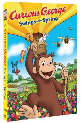 movie review curious george dvd released today heather