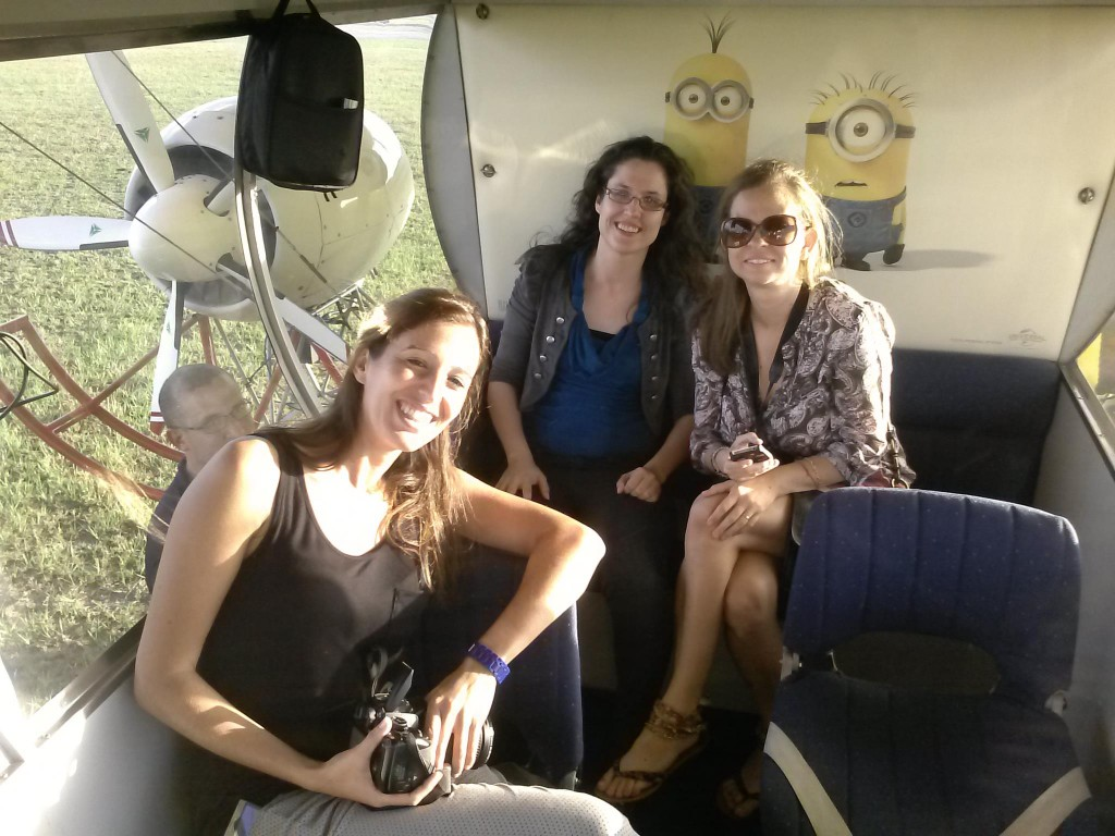 Bloggers on the DespicaBlimp