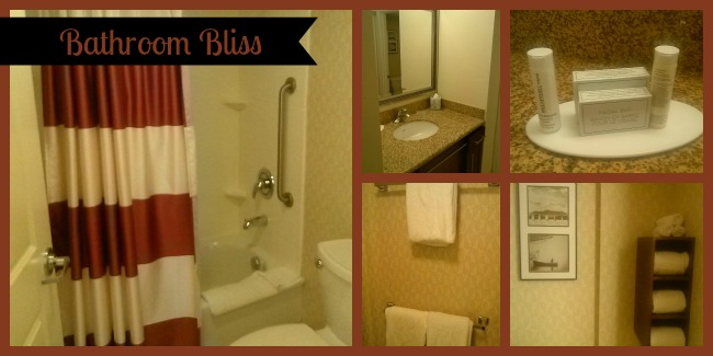 Residence Inn Bathroom Bliss