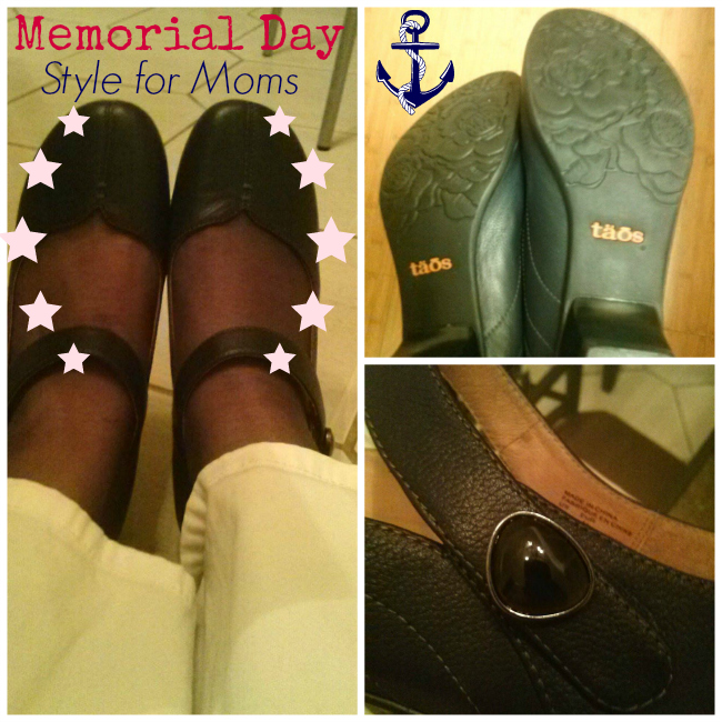 Memorial Day Style for Moms with Taos Shoes