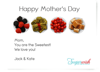 Sugarwish Mother's Day ecard