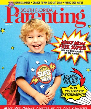 South Florida Parenting Magazine May Edition