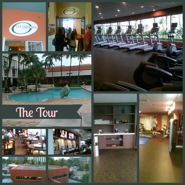 Tour of Residence Inn Miami Airport