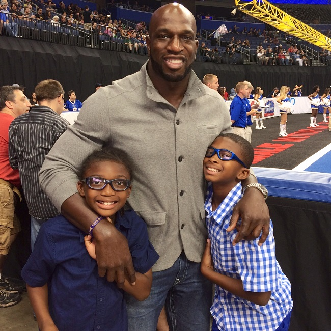 WWE Superstar Titus O'Neil's Open Letter About Fatherhood