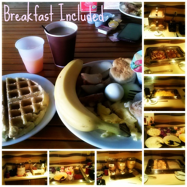 Residence Inn Free Breakfast Buffet