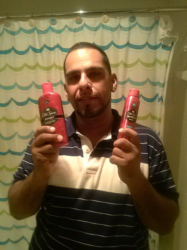 Papa Hype and Old Spice #Combo4Success