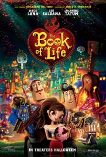 The Book of Life movie opens in theaters 10-19-14