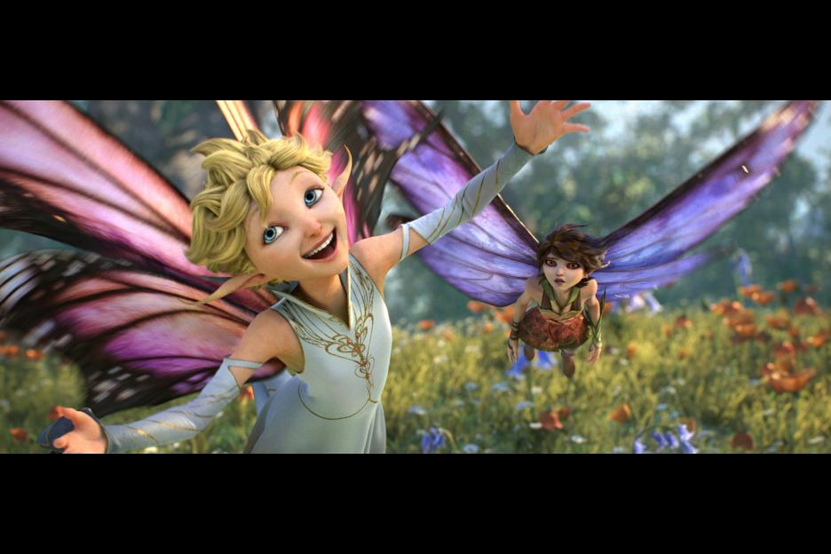 Strange Magic Butterfly-Winged Fairies