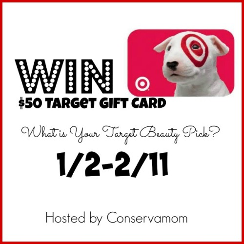 Win $50 Target Giftcard and check out these beauty tips. Giveaway ends 2-11-15.