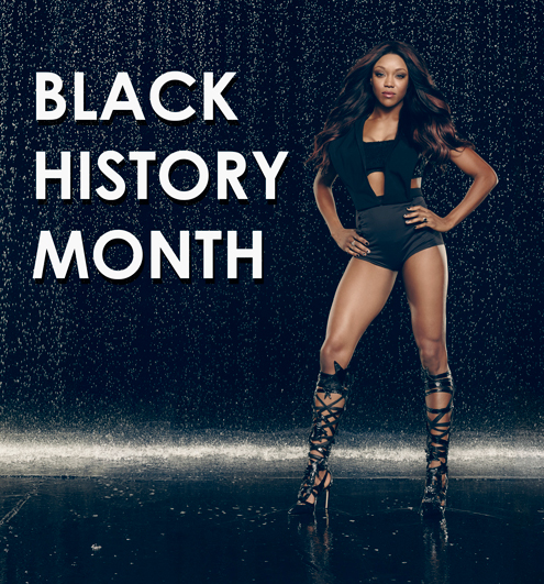 Black History Month guestpost by WWE Diva Alicia Fox