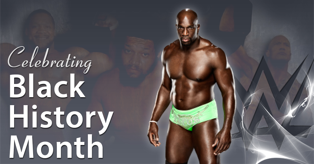 Black History Guestpost from WWE Superstar Titus O'Neil