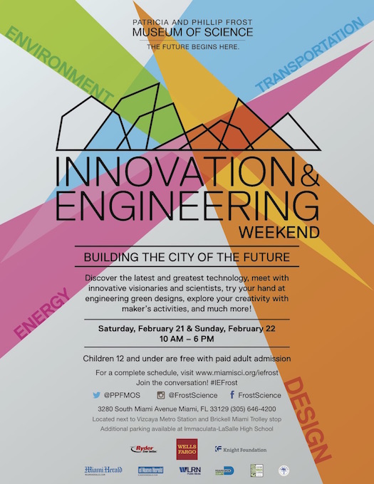 Innovation & Engineering Weekend Feb 19-22