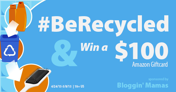 Recycle and win a $100 Amazon Giftcard