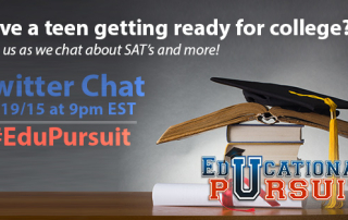 Educational Pursuit Twitter Chat