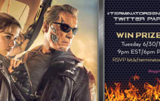 Terminator Genisys Twitter Party 6-30-15 at 9p EST RSVP bit.ly/terminatorparty