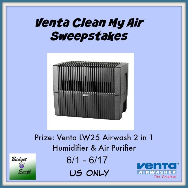Venta Airwasher Giveaway