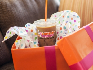 Dunkin' Donuts Free Coffee
