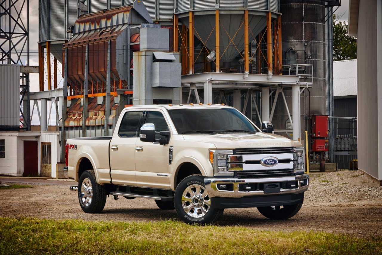 FORD 2017 Super Duty