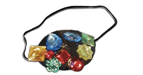 Disney On Ice Jeweled Eye Patch Craft
