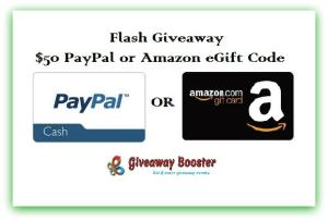 Flash Giveaway Weekend
