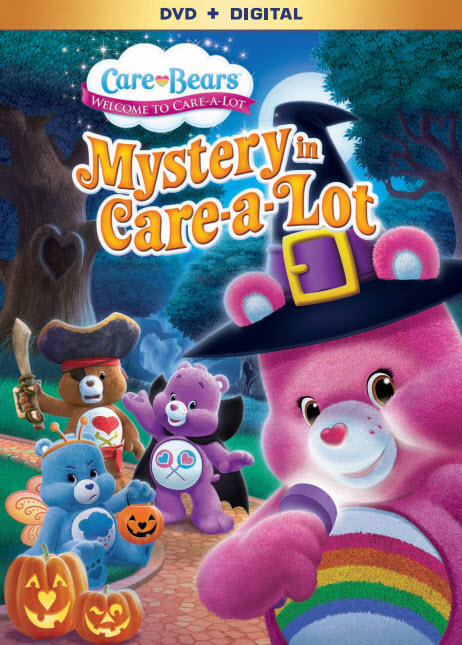 Win a Mystery in Care-A-Lot DVD. 2 winners. US 18+. Ends 10/26/15.