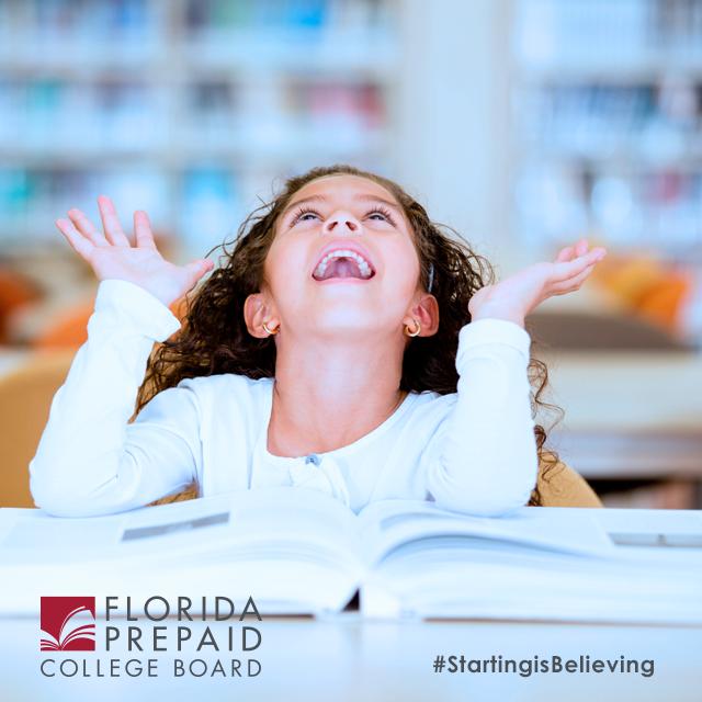 Florida Prepaid Plan Enrollment is now Open!