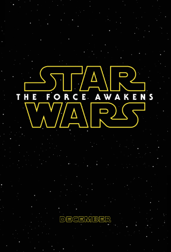 Star Wars: The Force Awakens December 2015