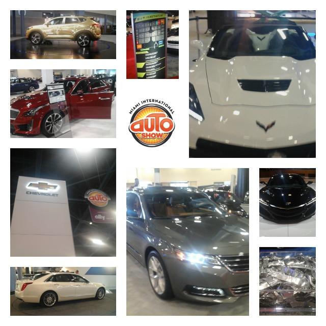 Miami Auto Show Tour