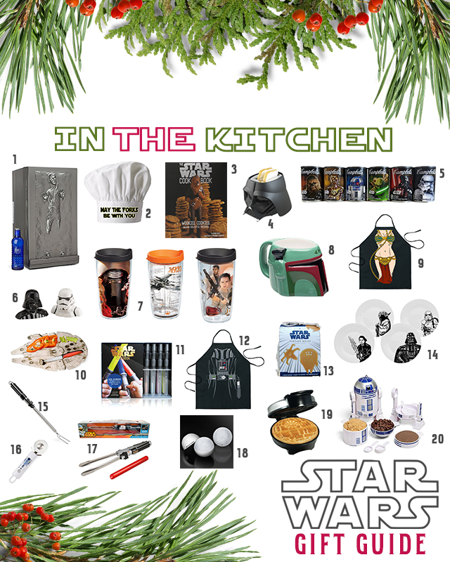 Star Wars Kitchen Gifts