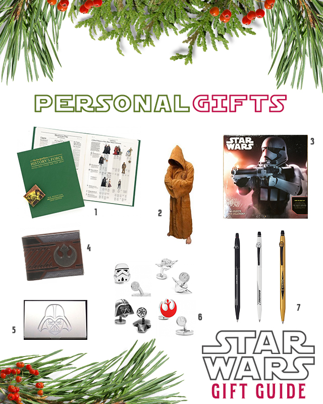 Star Wars Personal Gifts