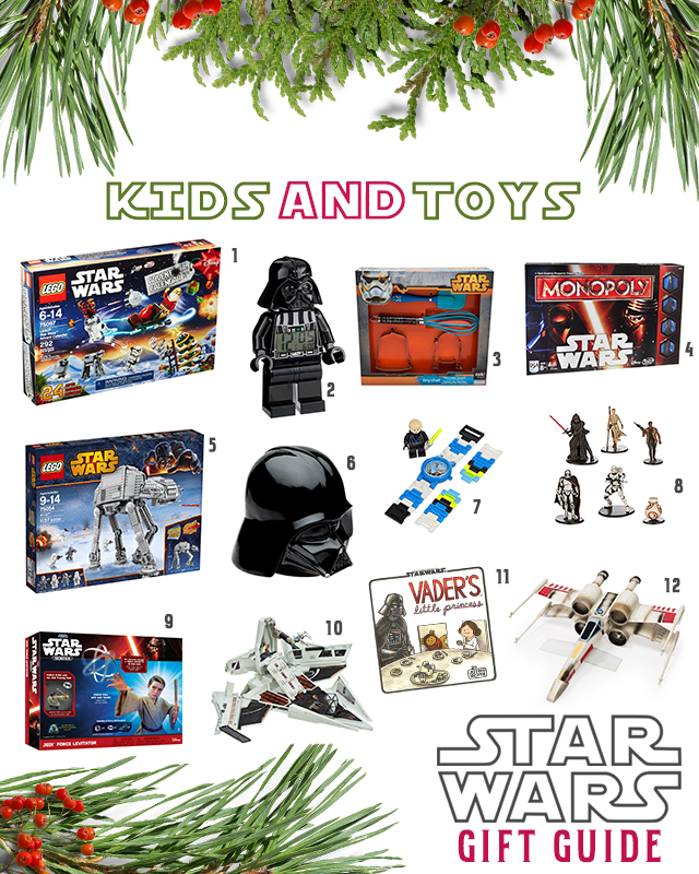 Star Wars Gifts and Toys for Kids