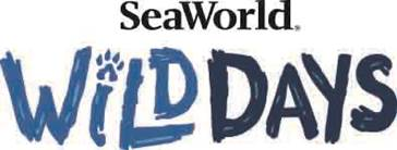 Sea World Wild Days logo