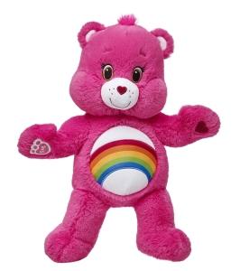 Care Bears Cheer Bear at Build-A-Bear