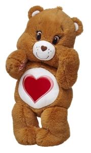 Care Bears Tenderheart Bear at Build--Bear