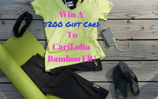 CariLoha $200 Giftcard Giveaway