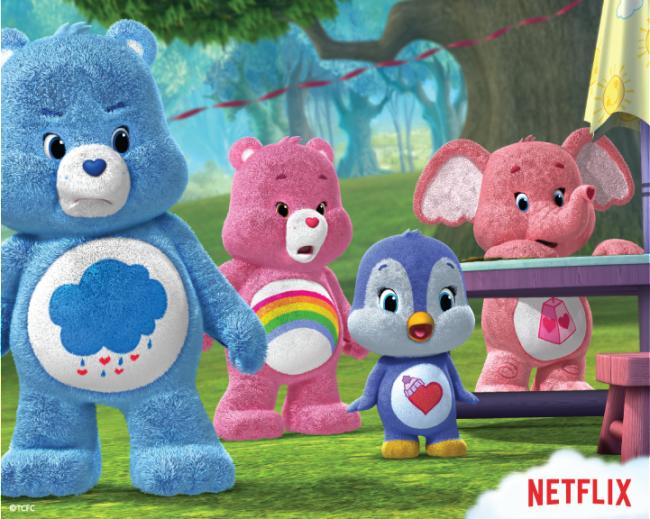 Care Bears & Cousins Season 2 on Netflix
