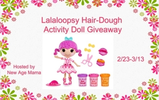 Win a Lalaloopsy Doll- Ends 3-13-16