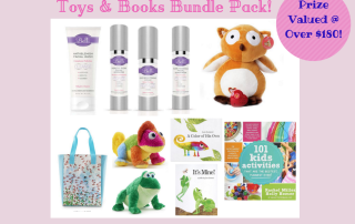 Win a Mom and Baby Prize Pack