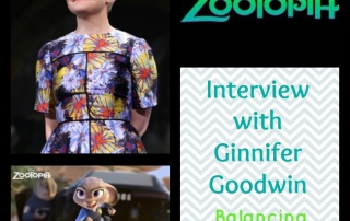 Zootopia's Ginnifer Goodwin Balances Motherhood & Movies: Check out this Interview! Images provided by Disney. ©2015-2016