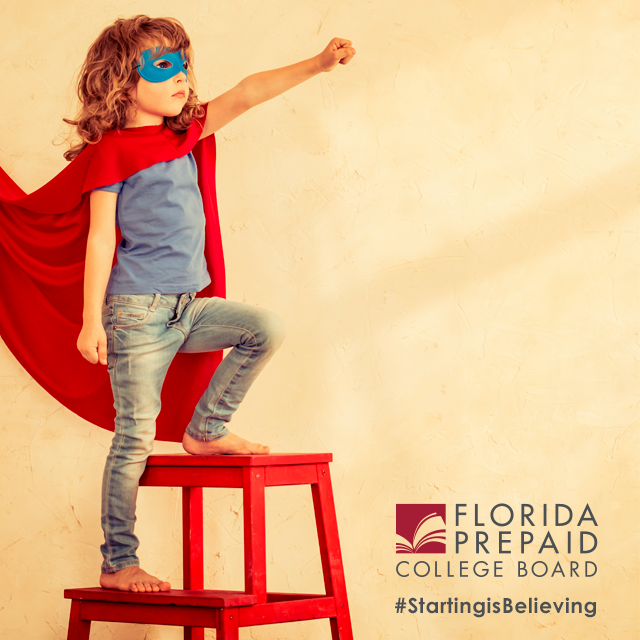 Starting Is Believing Florida Prepaid Open Enrollment Ends 2-29-16