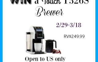 Win a Touch T526S worth $250 in this giveaway that ends 3-18-16. US 18+.