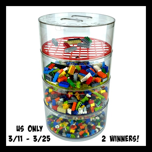 Enter to win this BlokPod brick sorter. US 18+. Ends 3-25-16. Two winners!