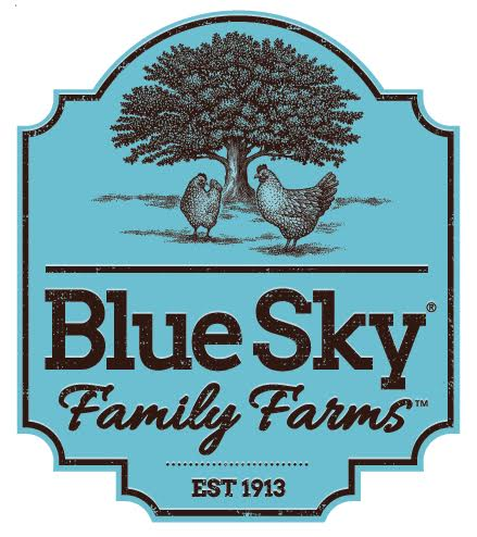 BlueSky Family Farms Logo