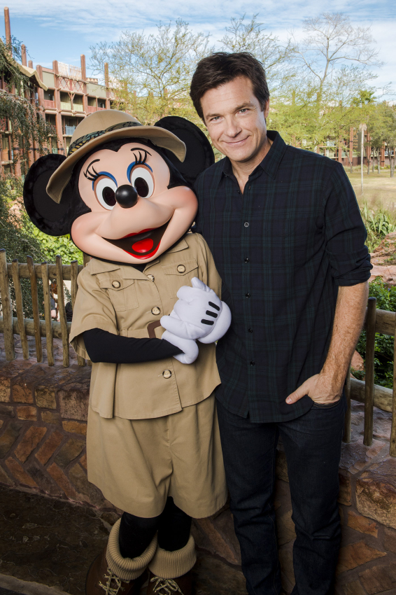 Interview with Jason Bateman for Zootopia