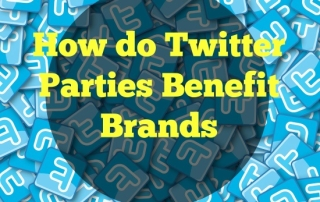 How do Twitter Parties Benefit Brands