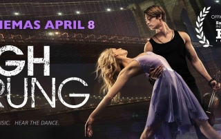 High Strung movie opens April 8