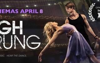 High Strung movie opens April 8