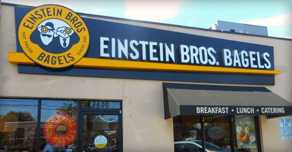 Einstein Bros. Storefront